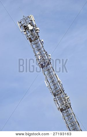 Tall Telecommunication Antenna
