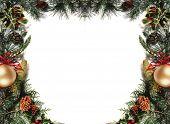 Постер, плакат: Frame3 Рождество