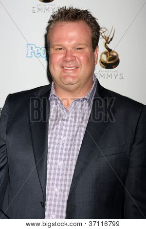 LOS ANGELES - SEP 21:  Eric Stonestreet arrives at the Primetime Emmys Performers Nominee Reception at Spectra by Wolfgang Puck on September 21, 2012 in Los Angeles, CA