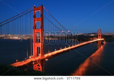 Golden Gate, Highway 101