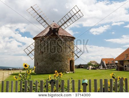 Czech Windmill