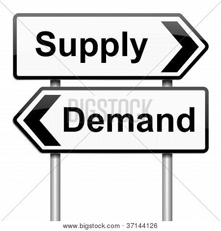 Supply And Demand.