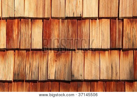 Holzschindeln Textur