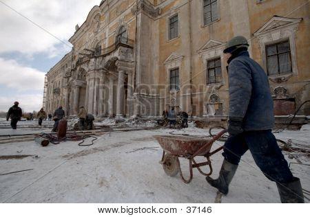 Konstantinovsky  Palace