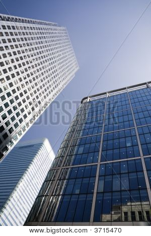 Canary Wharf - Docklands In London