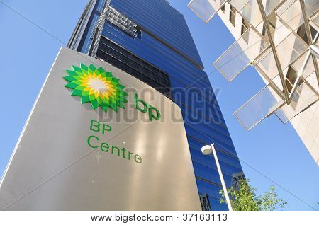 BP's Canadian head office