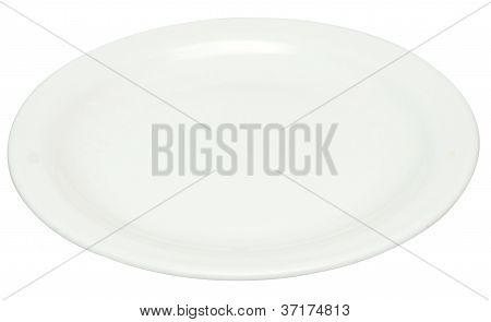 Placa vazia