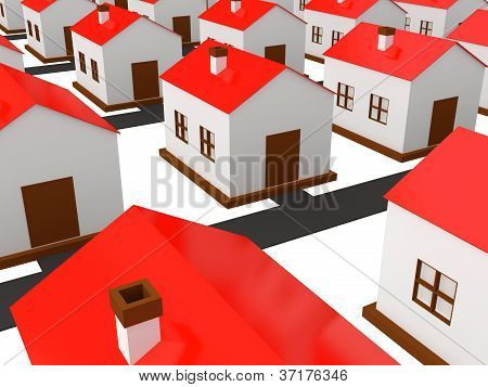 Many Small Houses