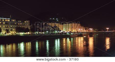 Night In Salzburg