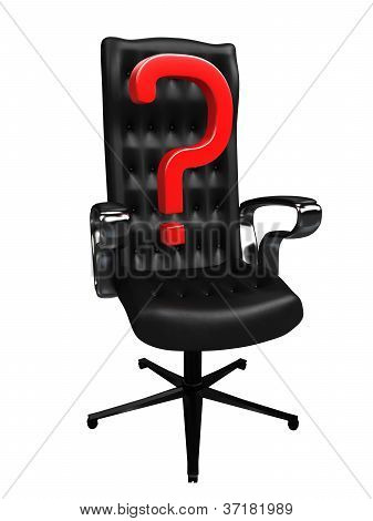Chair And Question