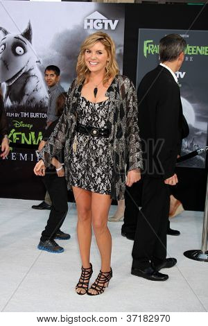 LOS ANGELES - SEP 24:  Grace Potter arrives at the