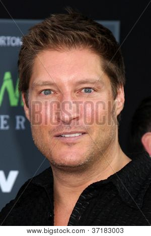 LOS ANGELES - SEP 24:  Sean Kanan arrives at the