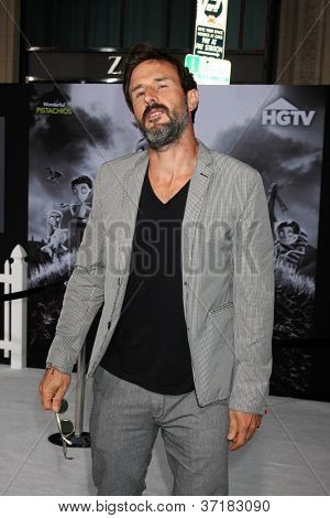 LOS ANGELES - SEP 24:  David Arquette arrives at the