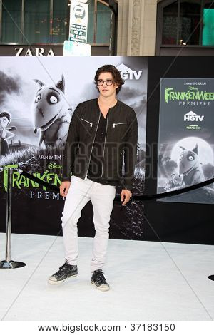 LOS ANGELES - SEP 24:  Chris Galya arrives at the