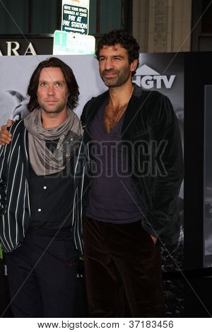 LOS ANGELES - SEP 24:  Rufus Wainwright arrives at the