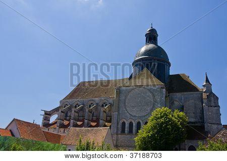 Saint-Quiriace church - Provins