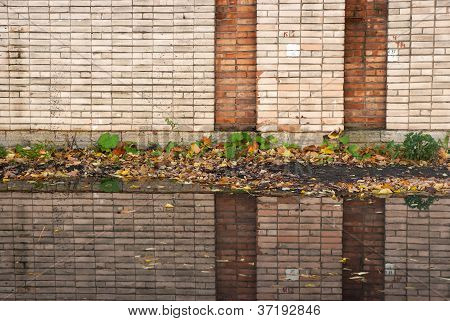 Brick Reflection
