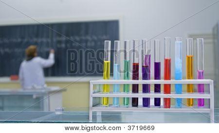 Chemistry Classroom