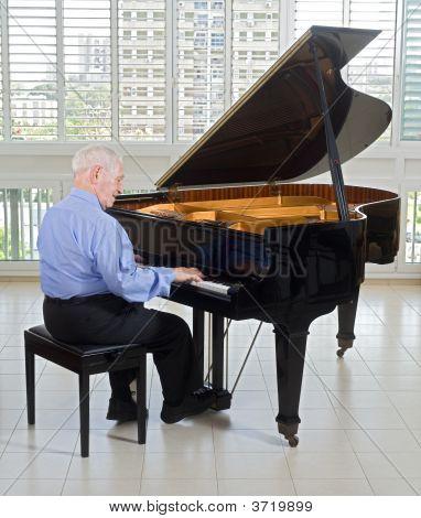 Senior Pianist