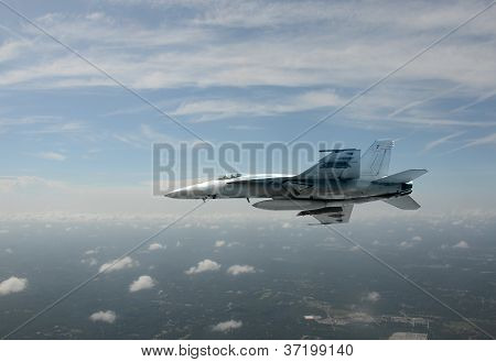 Modern Navy Jetfighter