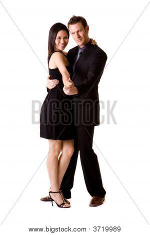 Happy Dancinng Pair