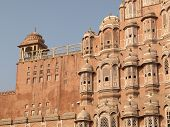 South Tower Of Hawa Mahal, Jaipur, India