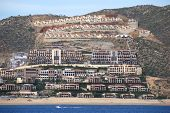 picture of cortez  - Living on the Hill beach lodging just north of Cabo San Lucas Mexico  - JPG