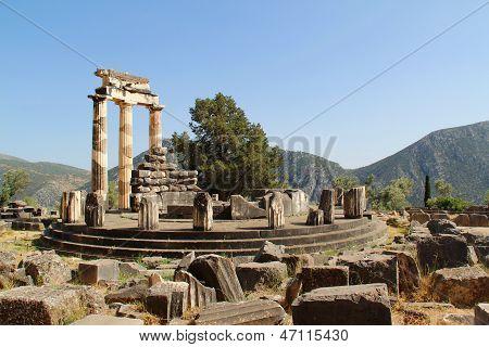 Delphi grego