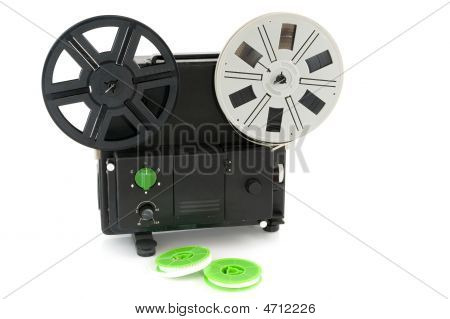 Analogue Movie Projector