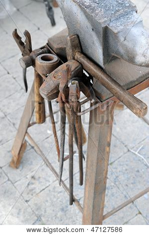 Blacksmith Working Tool