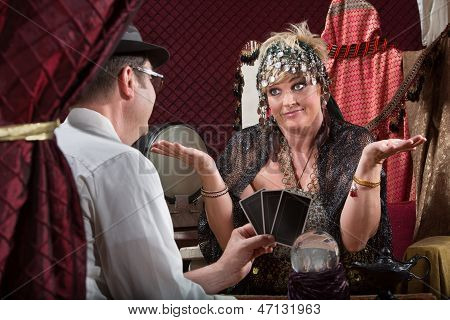 Gullible Fortune Teller