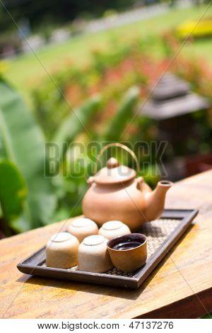 Teapot,tea Cup