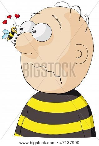 Character And Bee