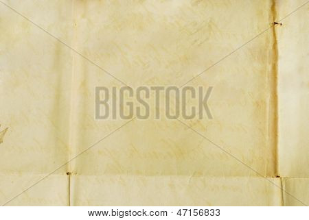 Old Letter - Background Textures