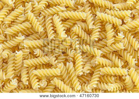 Pasta spirals