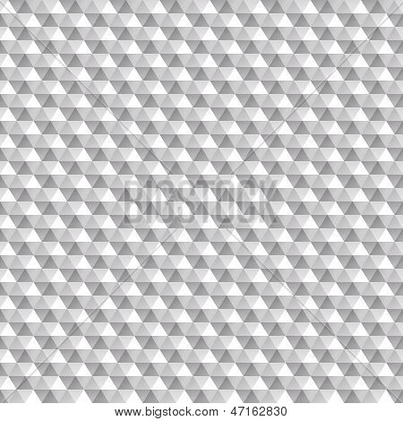 Hexahedrone Abstract Geometric Background