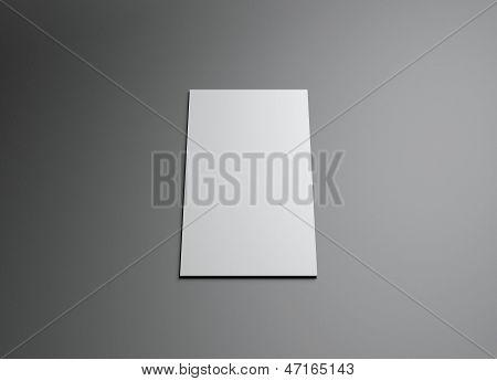 Namecard-verticaal