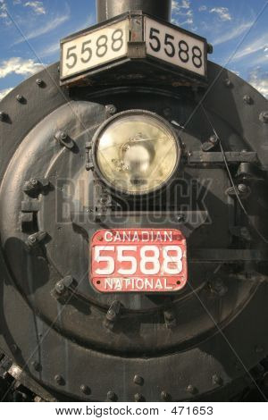 Train - Canadian National 5588