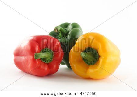 Bright Paprika's