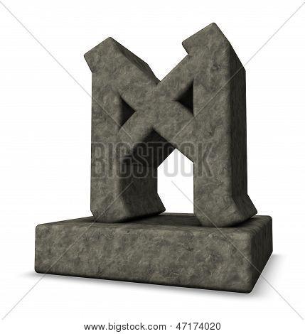 Stone Rune