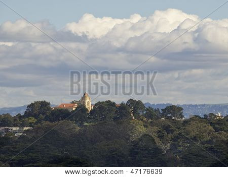 Lone Mountain, San Francisco