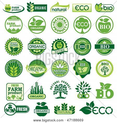 BIO and ECO label