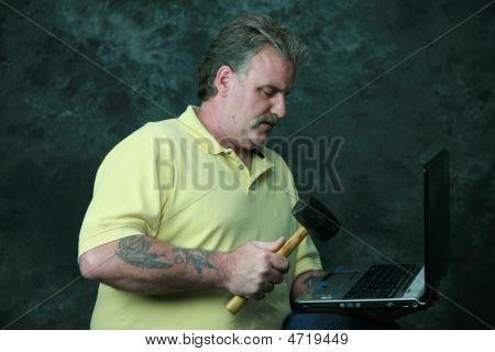 Laptop Anger