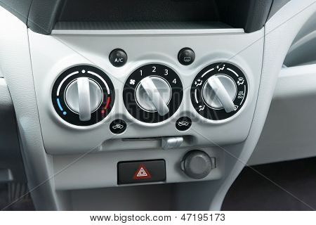 Low Cost Car Air Conditioning