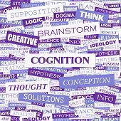 image of cognitive  - COGNITION - JPG
