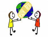 Bandage The World