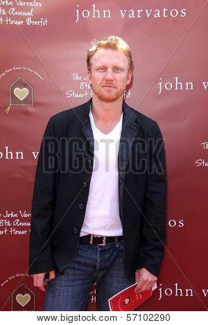 Kevin McKidd at the John Varvatos 8th Annual Stuart House Benefit, John Varvatos Boutique, West Hollywood, CA. 03-13-11