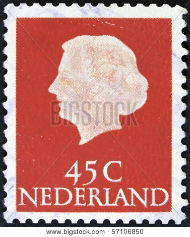 Vintage stamp image