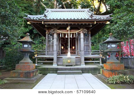 Shinto Shrine