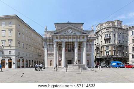 Palazzo Della Borsa Vecchia